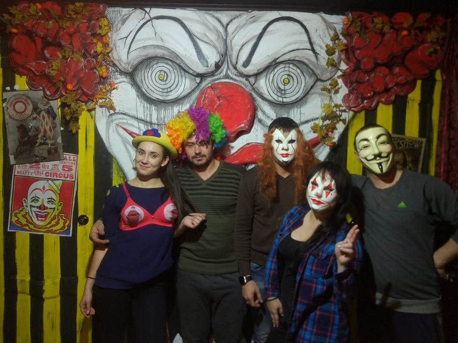 nightmare carnival and read laser tag Seattle interactive games are you the owner what better way to bond as a company than going after your co-workers with a game of laser tag read.